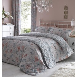 Dreams n Drapes New Marldon Grey Duvet Cover Sets and Coordinates