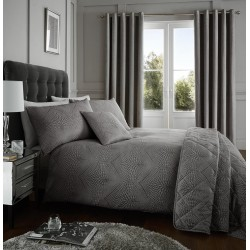 Serene Portobello Slate Duvet Cover Sets and Coordinates