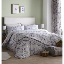 Dreams n Drapes New Suki Lilac Duvet Cover Sets and Coordinates