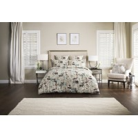 Sheridan New Aria Blue Fog Duvet Cover Sets