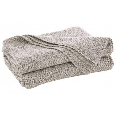 Sheridan Earley Dove Knitted Throw