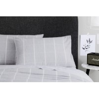 Sheridan New Willowvale Grey Marl Duvet Cover Sets