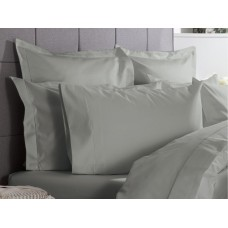 Belledorm 1000 Thread Count Egyptian Cotton Pillowcases in Platinum