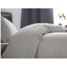 Belledorm 1000 Thread Count Egyptian Cotton Duvet Covers in Platinum