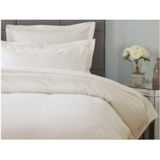 Belledorm New 1000 Thread Count Ultralux Cotton Rich Ivory Duvet Covers