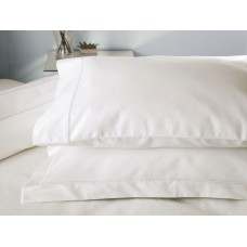 Belledorm New 1000 Thread Count Ultralux Cotton Rich Ivory Pillowcases