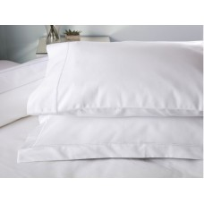 Belledorm New 1000 Thread Count Ultralux Cotton Rich White Pillowcases