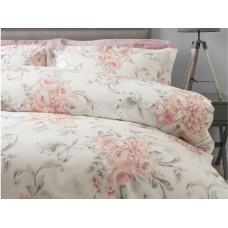Beau Sommeil by Belledorm Amour Cotton Blush Duvet Cover Sets