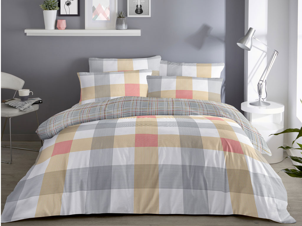 Fusion New Barcelona Multi Duvet Cover sets