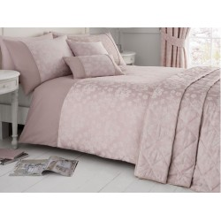 Serene New Blossom Blush Duvet Cover Sets and Coordinates
