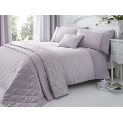 Serene New Ebony Mauve Duvet Cover Sets and Coordinates