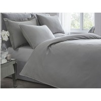 Appletree Signature New 200 Thread Count Cotton Slate Fitted Sheets