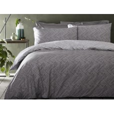 Appletree Denton Grey Duvet Cover Sets