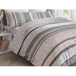 Dreams n Drapes Hanworth Pink Duvet Cover Sets and Coordinates