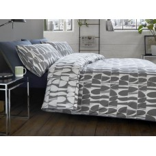 Racing Green New Jenson Grey Duvet Cover Sets