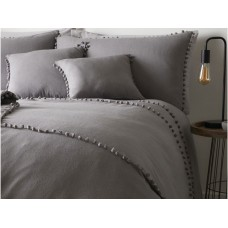 Appletree Signature New Paignton Slate Duvet Cover Sets & Cushions