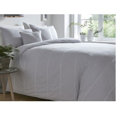 Appletree Signature Salcombe Silver Duvet Cover Sets