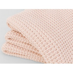 Sheridan New Haden Soft Pink Throw and Coordinates