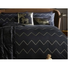 Laurence Llewelyn-Bowen Cocktail Black Duvet Cover Sets