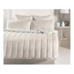 Alpaca Comfort Wool with Organic Ecru Case Duvets and Pillows