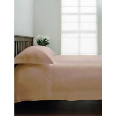 "Belledorm 400 Thread Count Egyptian Cotton 15"" Cream Fitted Sheets"