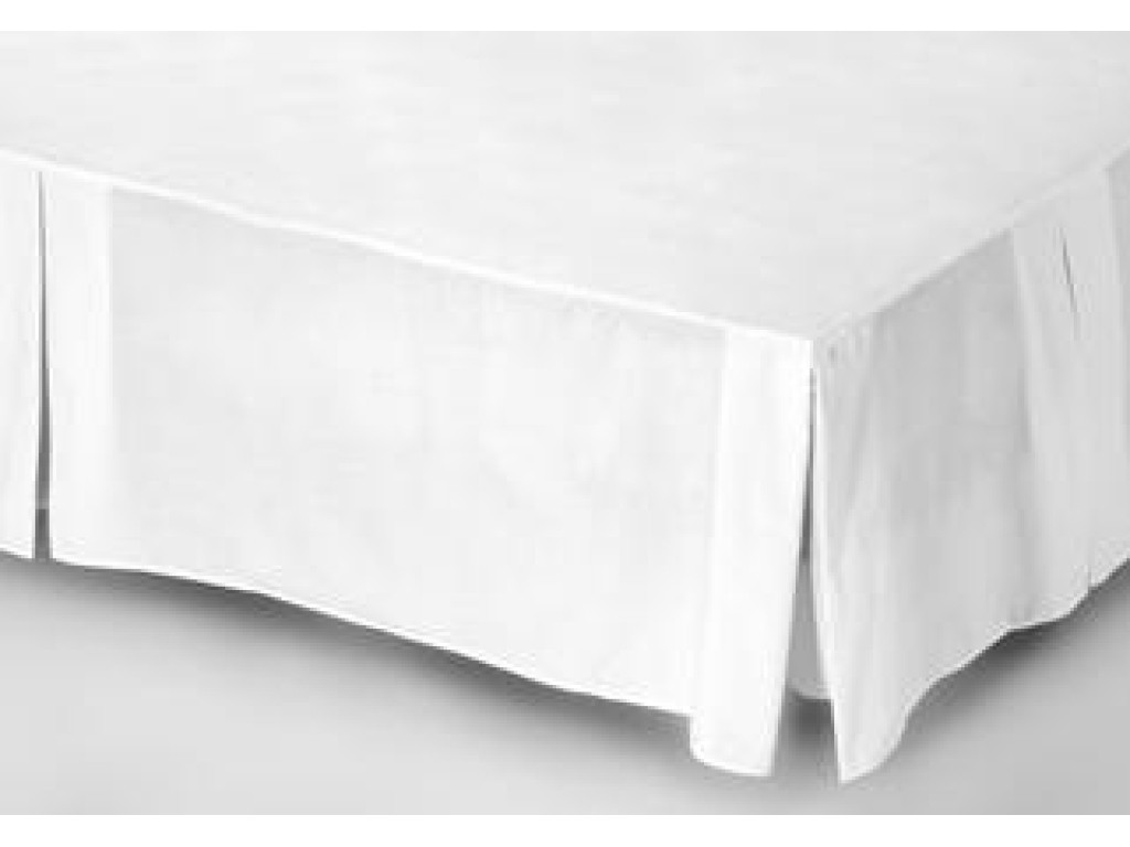 Belledorm 200 Thread Count Polycotton Special Size 4ft Platform Valances