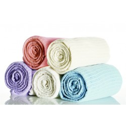 Cotton Blankets and Throws