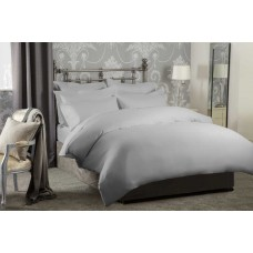 Belledorm Hotel Suite 1200 Cotton Sateen Platinum Fitted Sheets
