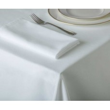 Belledorm Amalfi White Table Linen