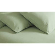 Belledorm New Brushed Cotton Apple Green Duvet Covers