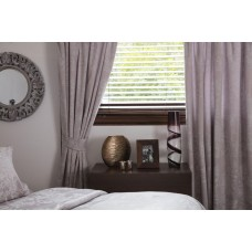 Belledorm Cotton Rich Jacquard Florence Curtains