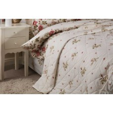 Country Dream Wild Rose Bedspreads