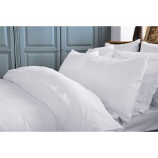 Belledorm 400 Count Air Rich White Cotton Fitted Sheets