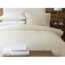 Belledorm Hotel Suite 540 Thread Count Egyptian Cotton Ivory Duvet Cover Sets