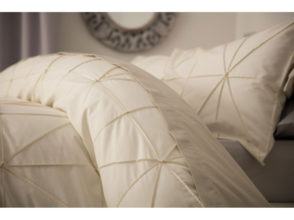 lorenne duck bianca set duvet egg ivory bouquet cover