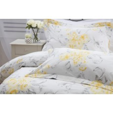 Beau Sommeil by Belledorm Amour Saffron Cotton Duvet Cover Sets