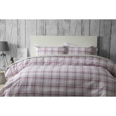 Belledorm Aspen Red Duvet Cover Sets