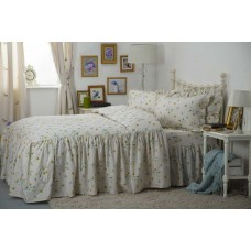 Country Dream Bluebell Meadow Bedspreads
