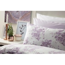 Belledorm Dahlia Mulberry Duvet Cover Sets