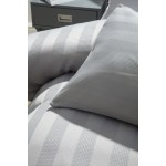 Belledorm Newbury Cotton Rich Jacquard Cloud Duvet Cover Sets