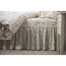 Country Dream Rose Boutique Fitted Sheet Valance