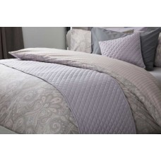 Belledorm Seville Heather Bed Runner and Cushion