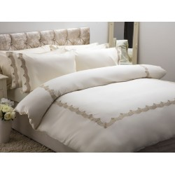 Maison Blanche New Annaya Gold Duvet Cover Sets and Coordinates