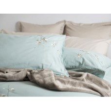 Beau Sommeil by Belledorm Raeya Duckegg Cotton Duvet Cover Sets