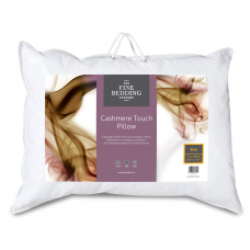 The Fine Bedding Company Cashmere Touch Pillow Pair
