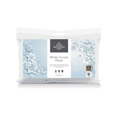 The Fine Bedding Company Winter Cocoon Pillow Pair