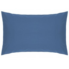 Belledorm 200 Thread Count Easy Care Cobalt Pillowcases