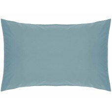 Belledorm 200 Thread Count Easy Care Teal Pillowcases