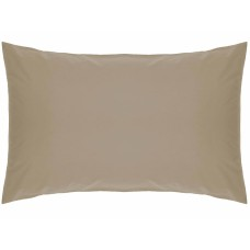 Belledorm 200 Thread Count Easy Care Walnut Whip Pillowcases
