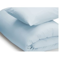 Belledorm 200 Thread Count Easy Care Duckegg Blue Duvet Covers